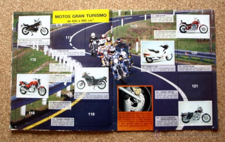 Coleccionismo deportivo: SUPER MOTO - ALBUM INCOMPLETO - PANINI - - Foto 13 - 48528789