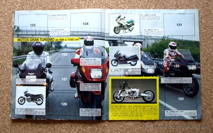 Coleccionismo deportivo: SUPER MOTO - ALBUM INCOMPLETO - PANINI - - Foto 14 - 48528789