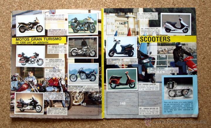 Coleccionismo deportivo: SUPER MOTO - ALBUM INCOMPLETO - PANINI - - Foto 15 - 48528789