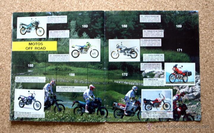 Coleccionismo deportivo: SUPER MOTO - ALBUM INCOMPLETO - PANINI - - Foto 16 - 48528789