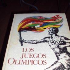 Coleccionismo deportivo: LOS JUEGOS OLIMPICOS DE NESTLE, COMPLETO. Lote 49157408