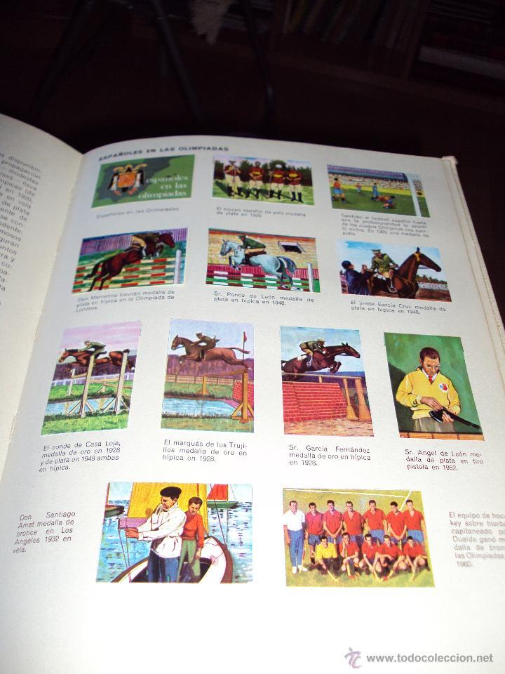 Coleccionismo deportivo: los juegos olimpicos de nestle, completo - Foto 2 - 49157408
