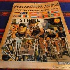 Coleccionismo deportivo: VUELTA CICLISTA ASES INTERNACIONALES DEL PEDAL COMPLETO. J. MERCHANTE 1983 1984. DIFÍCIL.. Lote 49427275