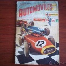 Coleccionismo deportivo: ALBUM AUTOMOVILES - EDT. FHER 1958 (A-2). Lote 49753879