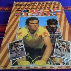 Coleccionismo deportivo: VUELTA CICLISTA ASES INTERNACIONALES DEL PEDAL COMPLETO 1983 1984. J. MERCHANTE. MUY DIFÍCIL. BE. . Lote 50215540