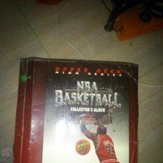 Coleccionismo deportivo: ALBUM NBA TEMP.92-93 UPPER DECK HIGH SERIES SOLO FALTAN 21 CARDS VER BIEN FOTOS Y DECRIPCION. Lote 50426442