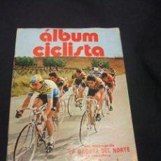 Coleccionismo deportivo: ALBUM DE CROMOS COMPLETO - ALBUM CICLISTA - SUCHARD -. Lote 50436306