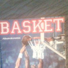 Coleccionismo deportivo: ALBUM INCOMPLETO BASKET 89. Lote 50756167