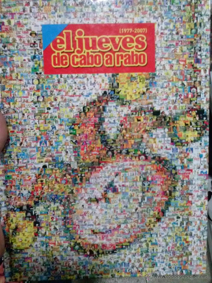 REVISTA. EL JUEVES DE 1977 A 2007 (Coleccionismo Deportivo - Álbumes otros Deportes)