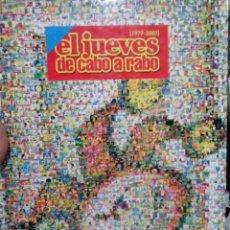 Coleccionismo deportivo: REVISTA. EL JUEVES DE 1977 A 2007. Lote 52018747