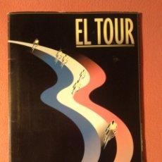 Coleccionismo deportivo: COLECCION COMPLETA 17 LAMINAS Y CICLISTAZOS EL TOUR DE FRANCIA 1995 - CICLISMO EL PAIS. Lote 54152972