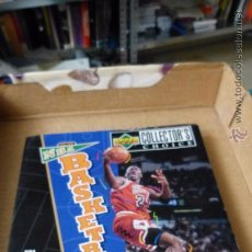 Coleccionismo deportivo: NBA BASKETBALL COLLECTOR'S CHOICE SERIES ONE 1996-97 (¡¡¡COMPLETO!!!!, INENCONTRABLE). Lote 54885715