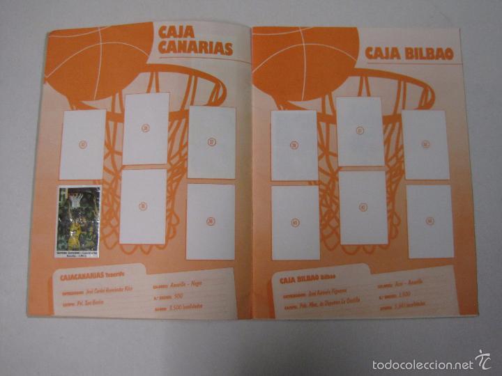 Coleccionismo deportivo: ALBUM BASKET BOLLYCAO - INCOMPLETO - VER FOTOS -(V-5684) - Foto 5 - 56966364