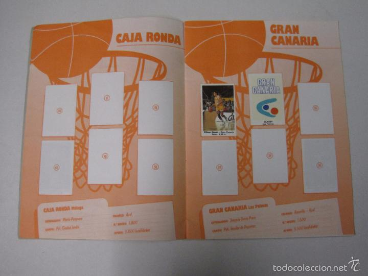 Coleccionismo deportivo: ALBUM BASKET BOLLYCAO - INCOMPLETO - VER FOTOS -(V-5684) - Foto 6 - 56966364