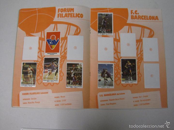 Coleccionismo deportivo: ALBUM BASKET BOLLYCAO - INCOMPLETO - VER FOTOS -(V-5684) - Foto 8 - 56966364