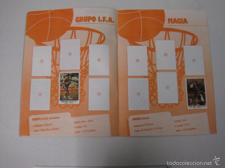 Coleccionismo deportivo: ALBUM BASKET BOLLYCAO - INCOMPLETO - VER FOTOS -(V-5684) - Foto 9 - 56966364