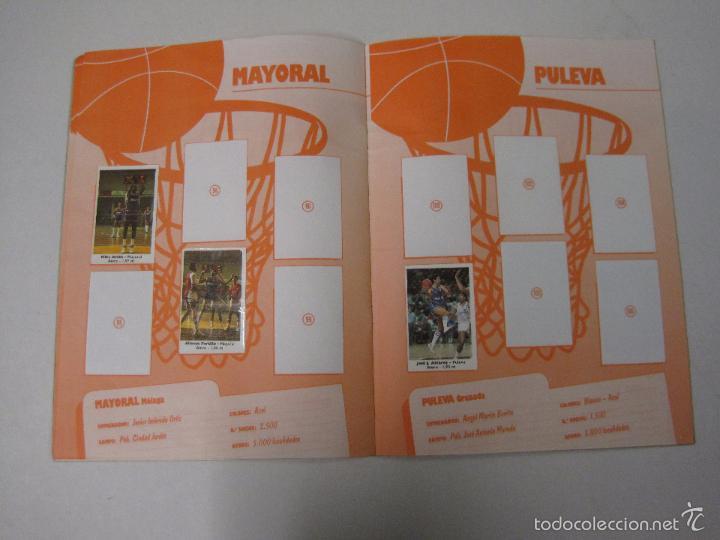 Coleccionismo deportivo: ALBUM BASKET BOLLYCAO - INCOMPLETO - VER FOTOS -(V-5684) - Foto 10 - 56966364