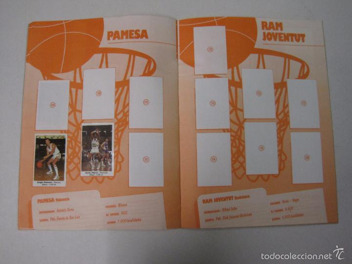 Coleccionismo deportivo: ALBUM BASKET BOLLYCAO - INCOMPLETO - VER FOTOS -(V-5684) - Foto 11 - 56966364