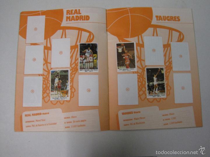 Coleccionismo deportivo: ALBUM BASKET BOLLYCAO - INCOMPLETO - VER FOTOS -(V-5684) - Foto 12 - 56966364