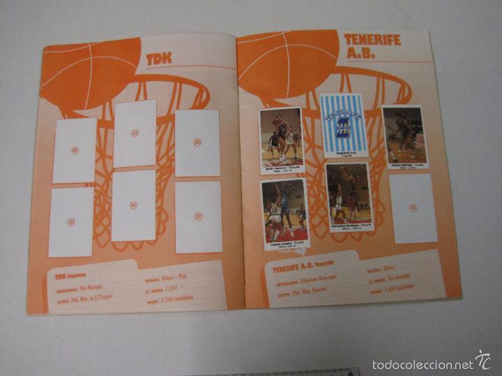 Coleccionismo deportivo: ALBUM BASKET BOLLYCAO - INCOMPLETO - VER FOTOS -(V-5684) - Foto 13 - 56966364