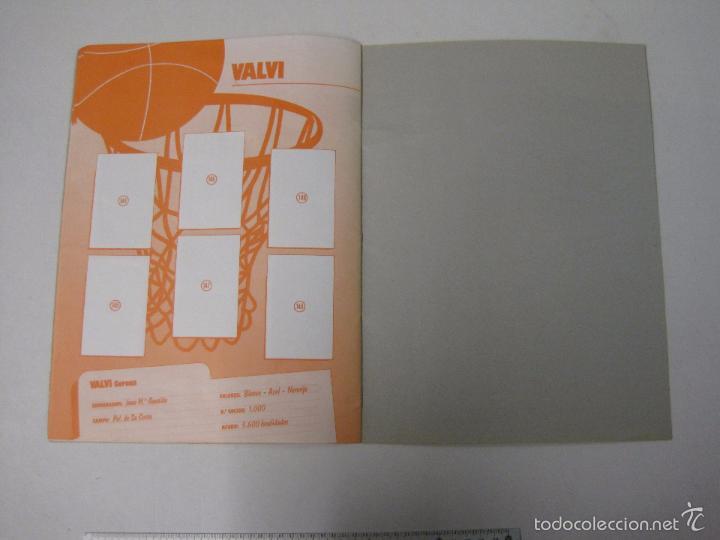 Coleccionismo deportivo: ALBUM BASKET BOLLYCAO - INCOMPLETO - VER FOTOS -(V-5684) - Foto 14 - 56966364