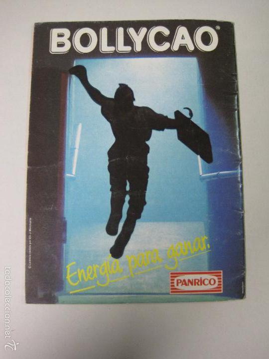 Coleccionismo deportivo: ALBUM BASKET BOLLYCAO - INCOMPLETO - VER FOTOS -(V-5684) - Foto 15 - 56966364