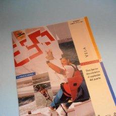 Coleccionismo deportivo: CAPITULO 5 VELA. BARCELONA IMÁGENES DE LOS JUEGOS. LA VANGUARDIA #PV-R. Lote 57081037