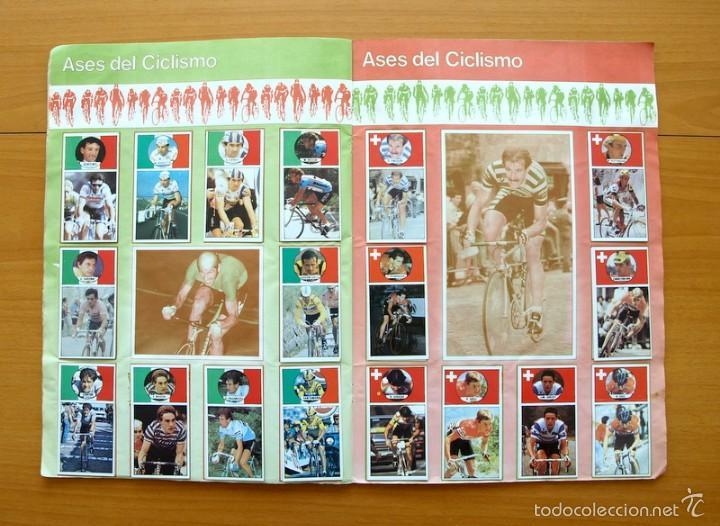 Coleccionismo deportivo: Ciclismo - Vuelta ciclista - Ases del pedal - Editorial J. Merchante 1987 - Completo - Ver fotos - Foto 7 - 59842848