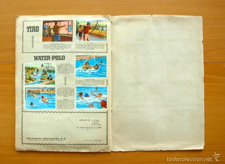 Coleccionismo deportivo: Enciclopedia Deportiva - Editorial Bruguera 1963 - a falta de 9 cromos - Foto 18 - 61091951