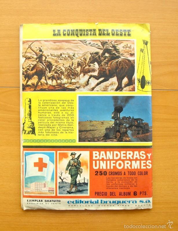 Coleccionismo deportivo: Enciclopedia Deportiva - Editorial Bruguera 1963 - a falta de 9 cromos - Foto 19 - 61091951