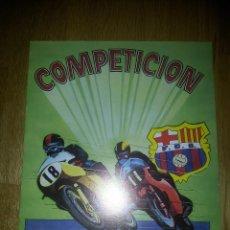 Coleccionismo deportivo: ALBUM PARA CROMOS ADHESIVOS COMPETICION. COMIC - ROMO. 1982. VACIO. Lote 61313407