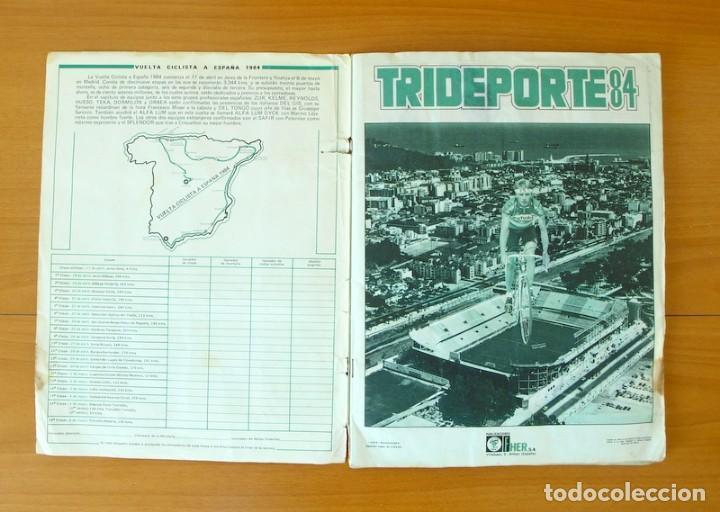 Coleccionismo deportivo: Trideporte 84 - Editorial Fher - Completo - Foto 2 - 61530108