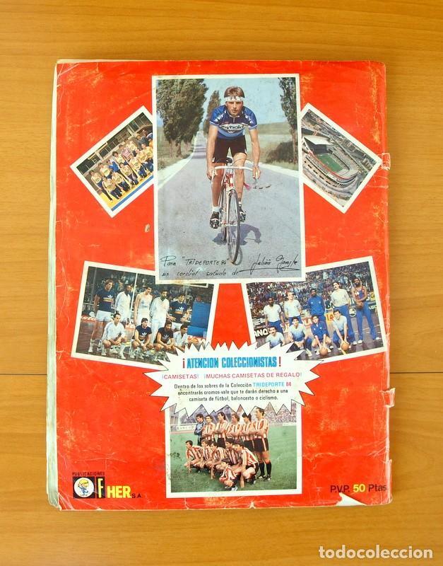 Coleccionismo deportivo: Trideporte 84 - Editorial Fher - Completo - Foto 19 - 61530108