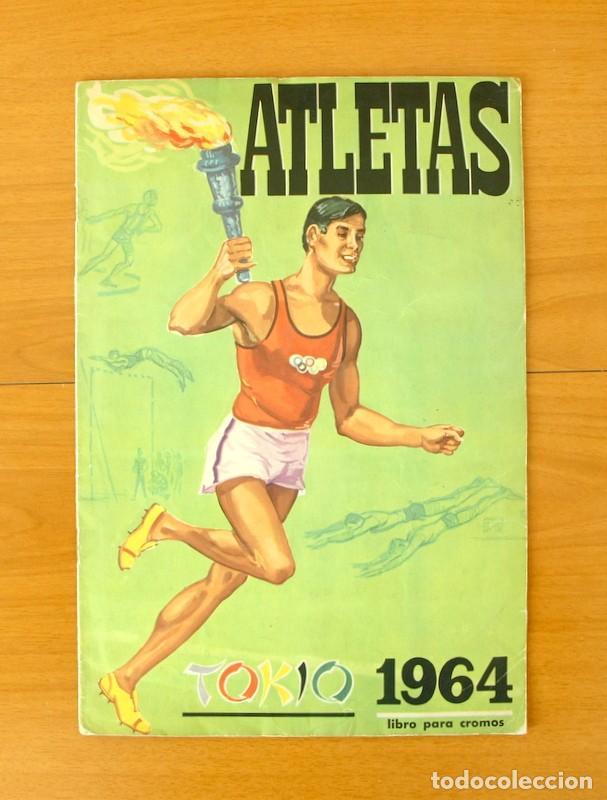 ATLETAS TOKIO 1964 - EDITORIAL FHER - COMPLETO (Coleccionismo Deportivo - Álbumes otros Deportes)