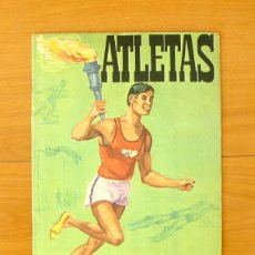Coleccionismo deportivo: ATLETAS TOKIO 1964 - EDITORIAL FHER - COMPLETO. Lote 61531912