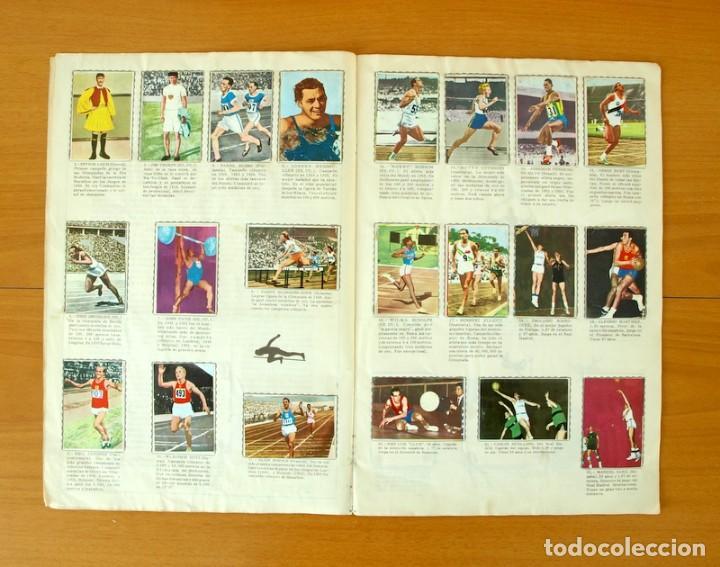 Coleccionismo deportivo: Atletas Tokio 1964 - Editorial Fher - Completo - Foto 3 - 61531912
