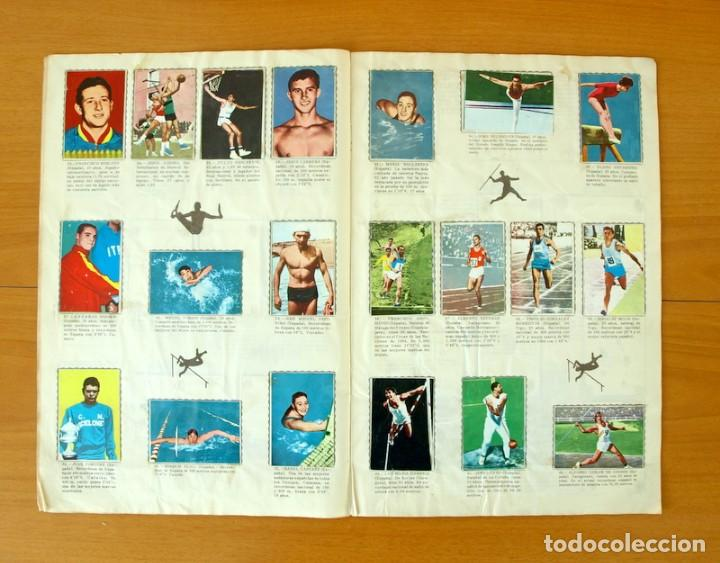 Coleccionismo deportivo: Atletas Tokio 1964 - Editorial Fher - Completo - Foto 4 - 61531912