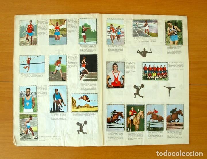 Coleccionismo deportivo: Atletas Tokio 1964 - Editorial Fher - Completo - Foto 5 - 61531912