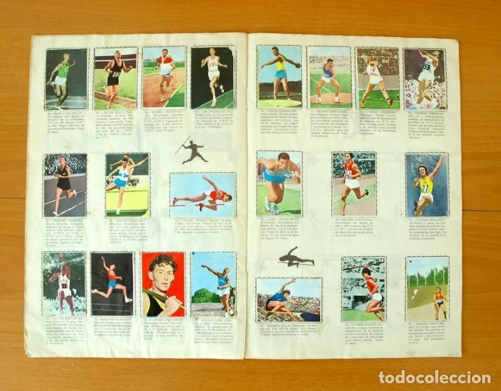 Coleccionismo deportivo: Atletas Tokio 1964 - Editorial Fher - Completo - Foto 6 - 61531912