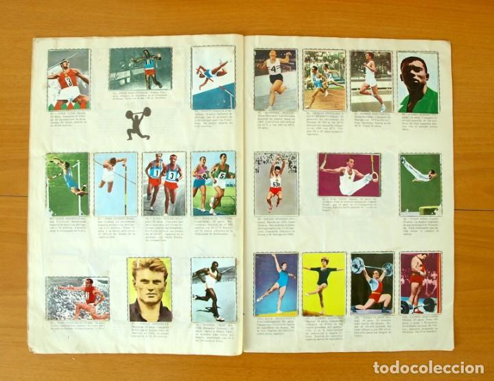 Coleccionismo deportivo: Atletas Tokio 1964 - Editorial Fher - Completo - Foto 7 - 61531912