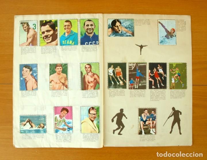 Coleccionismo deportivo: Atletas Tokio 1964 - Editorial Fher - Completo - Foto 8 - 61531912