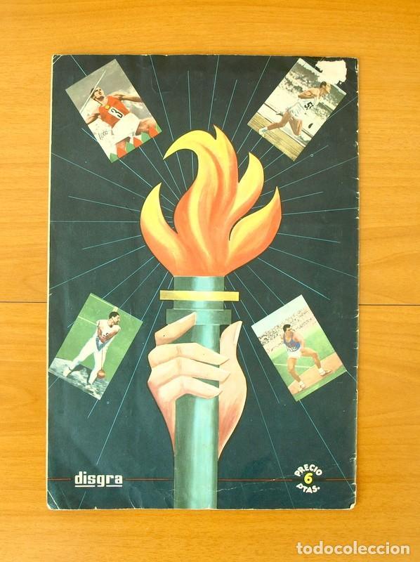 Coleccionismo deportivo: Atletas Tokio 1964 - Editorial Fher - Completo - Foto 9 - 61531912