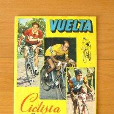 Coleccionismo deportivo: CICLISMO - VUELTA CICLISTA A ESPAÑA 1959 - EDITORIAL FHER - COMPLETO. Lote 61533356