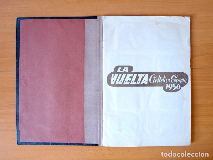 Coleccionismo deportivo: Ciclismo - Vuelta Ciclista a España 1956 - Editorial Fher - Completo - Foto 2 - 61533864