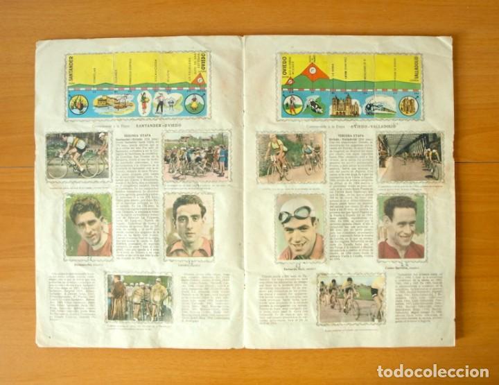 Coleccionismo deportivo: Ciclismo - Vuelta Ciclista a España 1956 - Editorial Fher - Completo - Foto 4 - 61533864