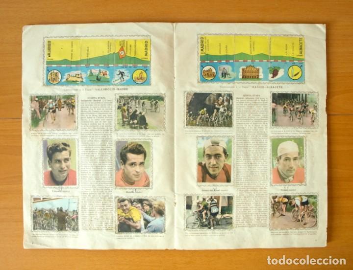 Coleccionismo deportivo: Ciclismo - Vuelta Ciclista a España 1956 - Editorial Fher - Completo - Foto 5 - 61533864