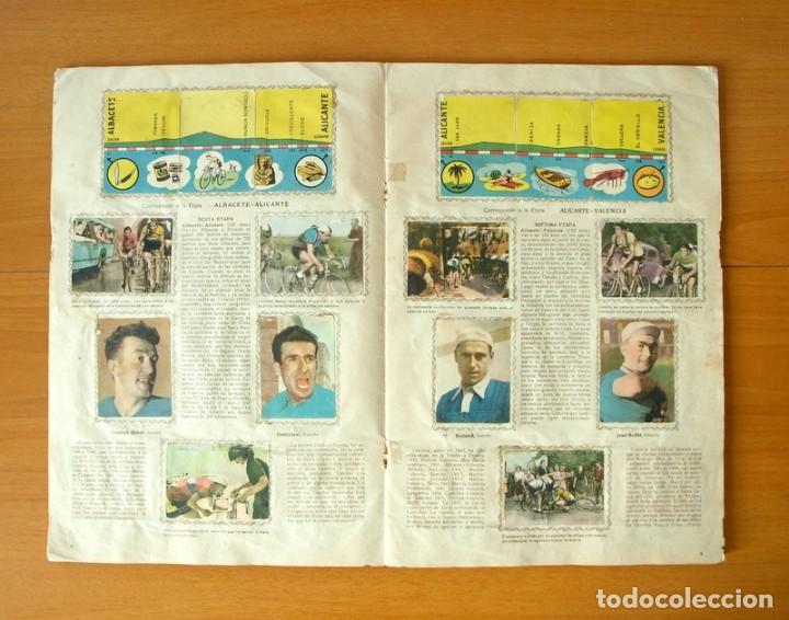 Coleccionismo deportivo: Ciclismo - Vuelta Ciclista a España 1956 - Editorial Fher - Completo - Foto 6 - 61533864