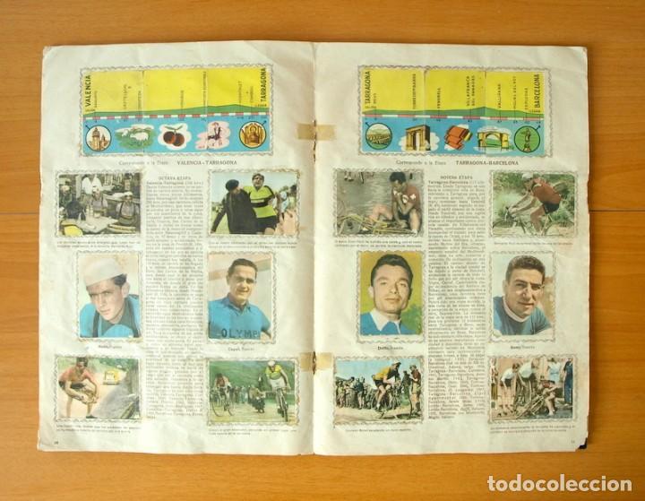 Coleccionismo deportivo: Ciclismo - Vuelta Ciclista a España 1956 - Editorial Fher - Completo - Foto 7 - 61533864
