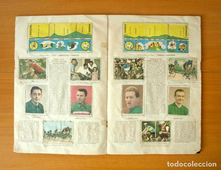 Coleccionismo deportivo: Ciclismo - Vuelta Ciclista a España 1956 - Editorial Fher - Completo - Foto 8 - 61533864