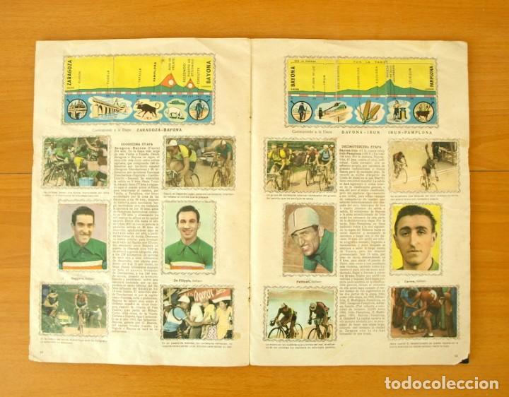Coleccionismo deportivo: Ciclismo - Vuelta Ciclista a España 1956 - Editorial Fher - Completo - Foto 9 - 61533864